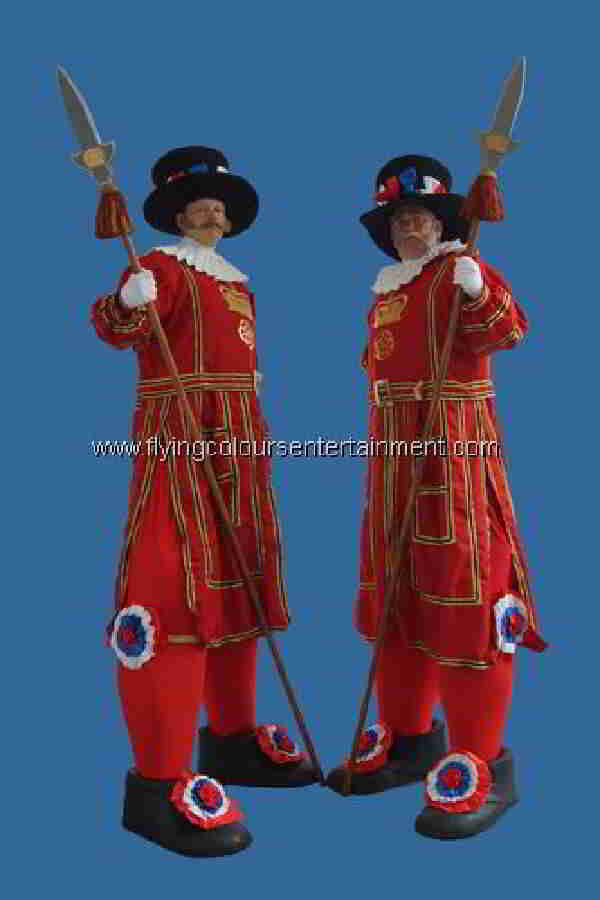 Themed Acts - Beefeaters