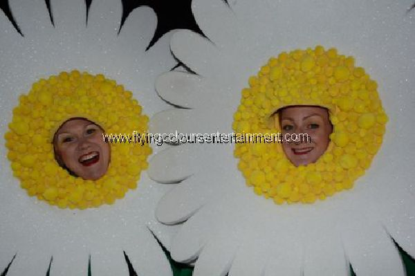 Flower Acts & Entertainment