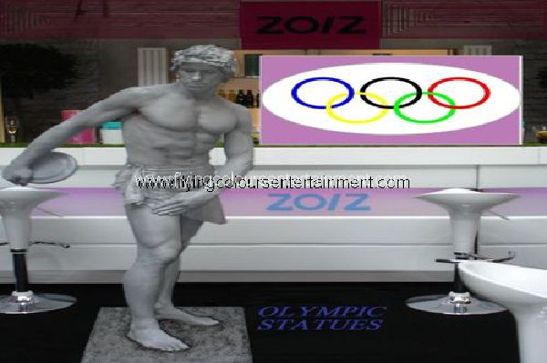 Olympic Themed Acts & Entertainment