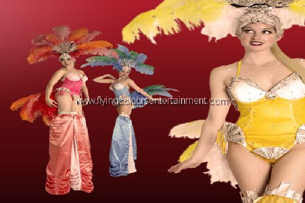 Las Vegas Showgirls Acts & Entertainment