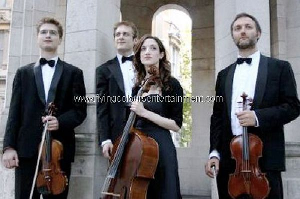 Classical String Quartet Chamber Music
